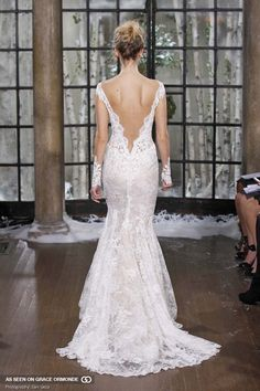 Ines Di Santo Fall/Winter 2015 couture wedding gowns | Wedding planning, wedding dresses, honeymoon, wedding style