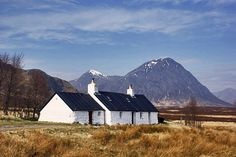Black Rock Cottage Glencoe, Highlands, Scotland