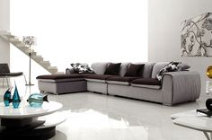 Vichy Modern Sectional