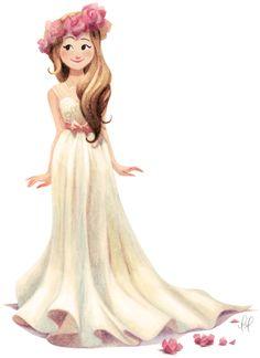 exatamente como imagino meu vestido :)