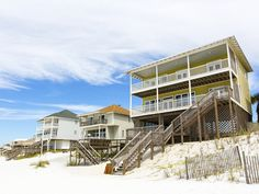 Santa Rosa Sunset - a 5 bedroom beachfront vacation home located in South Walton!