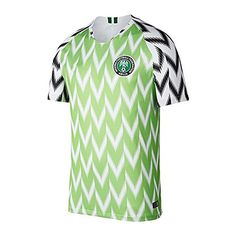 bf6b912a9d4 Amazon.com  Real Nigeria Home Soccer Jersey WORLDCUP 2018  Clothing