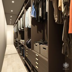 tolicci, interior design, luxury wardrobe, italian design, luxusny satnik, taliansky dizajn, navrh interieru, walk in closet Luxury Wardrobe, Walk In Closet, Interior Design, Home Decor, Nest Design, Decoration Home, Home Interior Design, Room Decor, Walk In Wardrobe Design