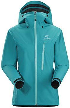 bac00c25c8c8cf Amazon.com  Arcteryx Alpha SL Jacket - Women s  Sports   Outdoors