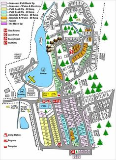sitemap of appalachian rv resort we are seasonal campers here