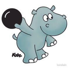 Bowling Hippo