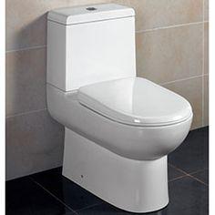 Ariel Platinum TB351M Contemporary Toilet #Ariel #HomeRemodel #BathroomRemodel #BlondyBathHome #Toilets