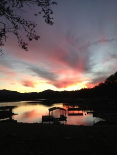 Lake Blue Ridge #BlueRidgeGA