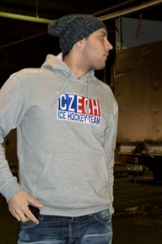 Ondra modeling the slouch hat and sexy Czech hockey hoodie// I NEED this hoodie!! 2005 R 2 #41 by Atlanta Thrashers #WPG  2007/08 Calder Cup 209/10 WC Gold  Top3 Player on Team,  2010/11 WC Bronze Top 3 Player on Team