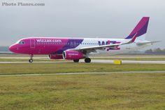 Airbus A320-232 - HA-LWX - Wizz Air