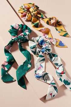 STYLECASTER | Hair Scarves and Bandanas Will Be Your Summer Hair Savior