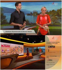 SERVUS TV || Denise Neher in rebekka ruétz