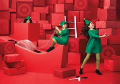 Target Christmas, Mother Design