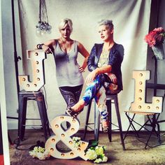 Cool Edies @lucyweight - @janefroshstylist- #webstagram