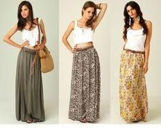 How to make a maxi skirt in 5min easy for beginners sewing