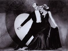 Ginger Rogers and Fred Astaire Roberta