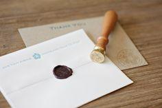 Referência de selo para o convite