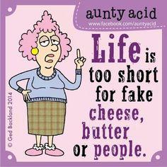 Auntey Acid