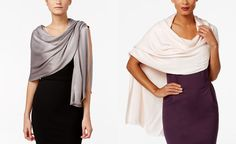 INC International Concepts Wrap & Scarf in One, Only at Macy's - Handbags & Accessories - Macy's