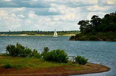 Grapevine Lake. Flower Mound, Texas. #piranhakillersushi, #flowermound, #texas,
