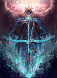 adedrizils-shrine:  Angel by JasonTN