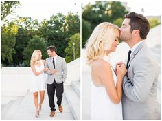 Classic Summer Engagement Session in Richmond, Virginia   Susie + Darren   Hope Taylor Photography