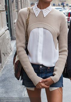 A bolero? A shrug? I don't know what to call it, but its fab!