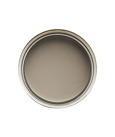 Dark Warm Gray: Charleston Gray 243, Farrow and Ball, $80 This would look good in my living room!