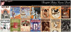 Ziegfeld Covers Pk by *Beinspyred on deviantART
