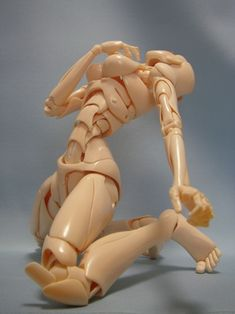 S.F.B.T 1 1/6 resin cast GK action doll by M field
