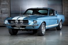 1967 Ford Shelby GT350 © THIESEN
