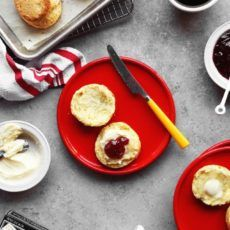 Buttery Layered Buttermilk Biscuits | Joy the Baker