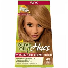 ORS Olive Oil Hues Vitamin & Oil Creme Color - 1 Application $6.29   Visit www.BarberSalon.com One stop shopping for Professional Barber Supplies, Salon Supplies, Hair & Wigs, Professional Product. GUARANTEE LOW PRICES!!! #barbersupply #barbersupplies #salonsupply #salonsupplies #beautysupply #beautysupplies #barber #salon #hair #wig #deals #ors #oliveoil #hues #vitamin #oilcreme #haircolor