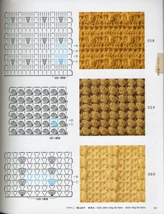 Crochet: technique and pattern NV 70142 2012
