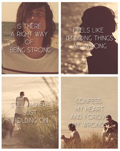 """""""Is there a right way for being strong? Feels like I'm doing things all wrong Still I'm here just holding on Confess my heart and forgive my wrongs."""" ~Roger Rabbit, SWS, Kellin Quinn"""