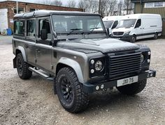 New LED headlights and DRL bumper fitted to my 110 today. Window tinting tomorrow.  #landroverdefender #defender90 #defender110 #defender #offroad #pumadefender #landrover by ukcjc New LED headlights and DRL bumper fitted to my 110 today. Window tinting tomorrow.  #landroverdefender #defender90 #defender110 #defender #offroad #pumadefender #landrover