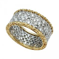 Bridal & Wedding Party Jewelry Jewelry & Watches 7.30ct Natural Diamond Yelow Topaz 14k White Gold Wedding Aniversary Tiara Crown Packing Of Nominated Brand