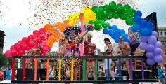 Your Guide to Philadelphia's LGBT Pride Parade and Festival