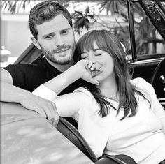 'Fifty Shades Darker' Author E. L. James Reveals Scoop On Christian Grey And Anastasia Steele's Wedding - http://www.movienewsguide.com/fifty-shades-darker-author-e-l-james-reveals-scoop-christian-grey-anastasia-steeles-wedding/222343