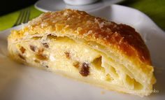 Túrós rétes – lusta asszony módra recept Lasagna, French Toast, Bread, Breakfast, Ethnic Recipes, Lasagne, Brot, Breads, Bakeries
