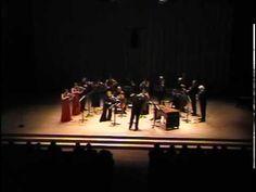 Marjan Mozetich: Concerto for Viola, Strings and Percussion movement 1(World premiere performance) Sinfonia Toronto / Nurhan Arman, Conductor Rivka Golani, Violist / Dean Pomeroy, Vibraphone Recorded live on March 8, 2013 in CBC Glenn Gould Studio, Toronto, Canada http://www.sinfoniatoronto.com http://youtu.be/fZ6krX8fIqg