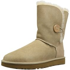 Women's Bailey Button II Winter Boot * For more information, visit image link. (This is an affiliate link) #AnkleBootie