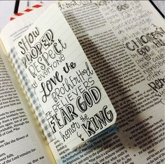 No margin in your Bible? No problem! You can use washi tape to tape in an overlay on vellum or paper!