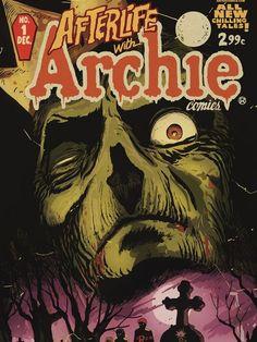 Horror Comics.  FUN!