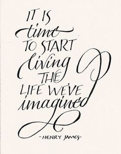 """Start Living"" by carmelscribe, via Flickr"