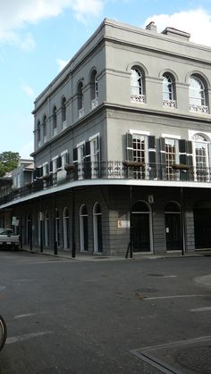 Haunted Houses: LaLaurie Mansion, New Orleans.