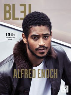 Alfred Enoch of 'How to Get Away With Murder' Covers Bleu Magazine. Check out the details on our website.