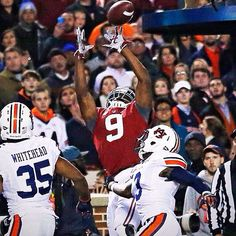 Alabama 55, Auburn 44 — Final  Nick Saban and No. 1 Alabama (11-1) got revenge against No. 15 Auburn (8-4) Saturday night, coming up with a 55-44 victory in a prime-time Iron Bowl showdown. #Alabama #RollTide #BuiltByBama