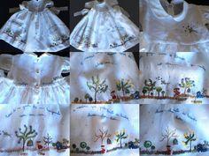 BORDADOS ICAD: LINHA INFANTIL / ADULTO