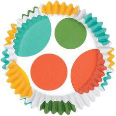 Capacillo puntos Verde, Azul y Naranja 415-0485 $57.88